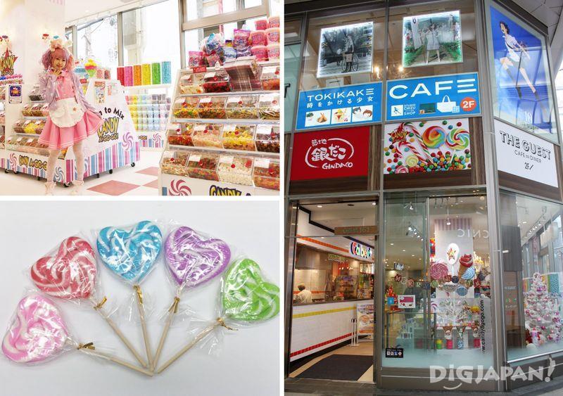 Shop All the Popular Stores at Osaka's Shinsaibashi-suji Shotengai