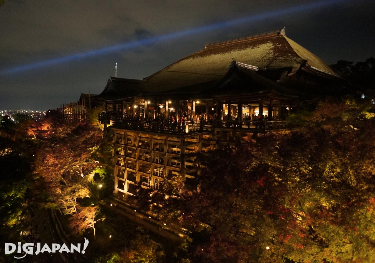 京都必看楓葉景點-清水寺