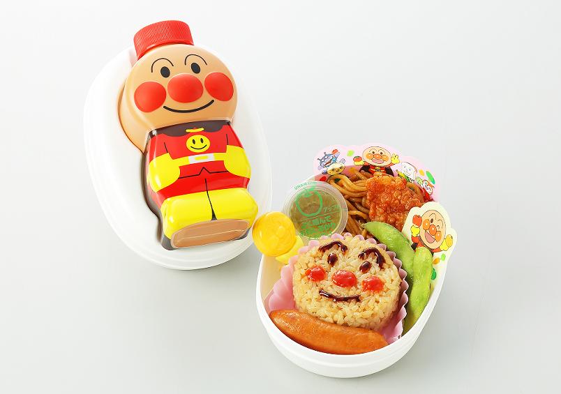 瀨戶大橋麵包超人小火車-便當-1