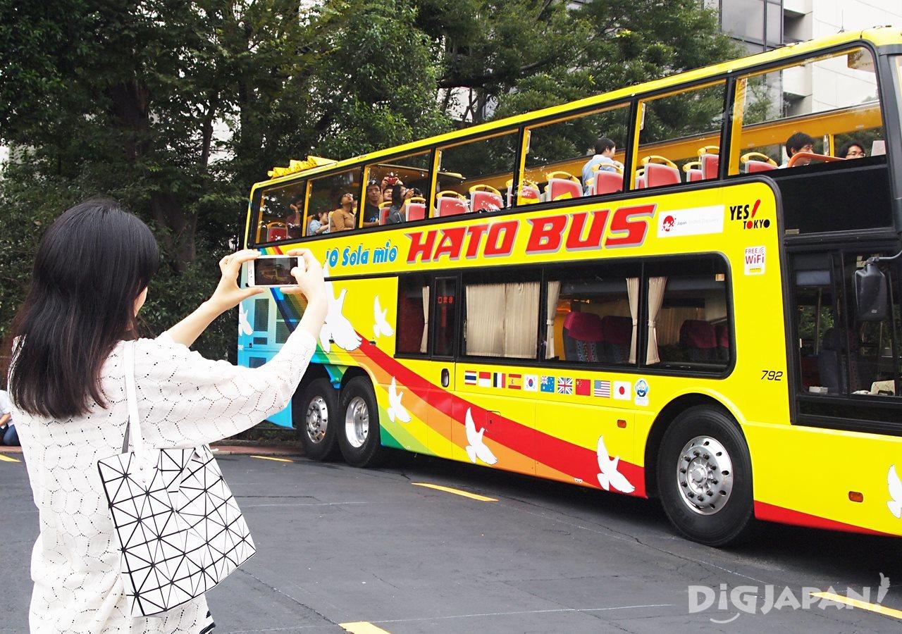 ツアー は と バス