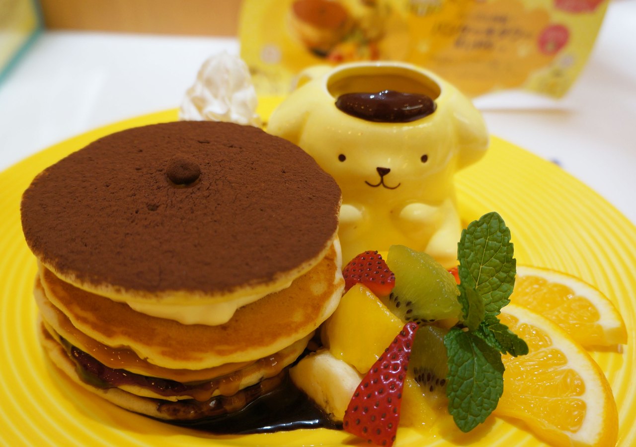 POMPOMPURIN Café-甜點-2