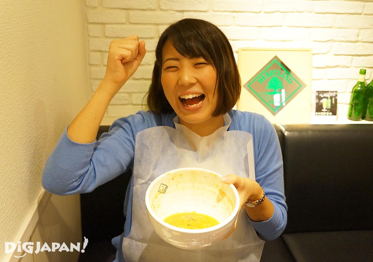 Ayami-完食