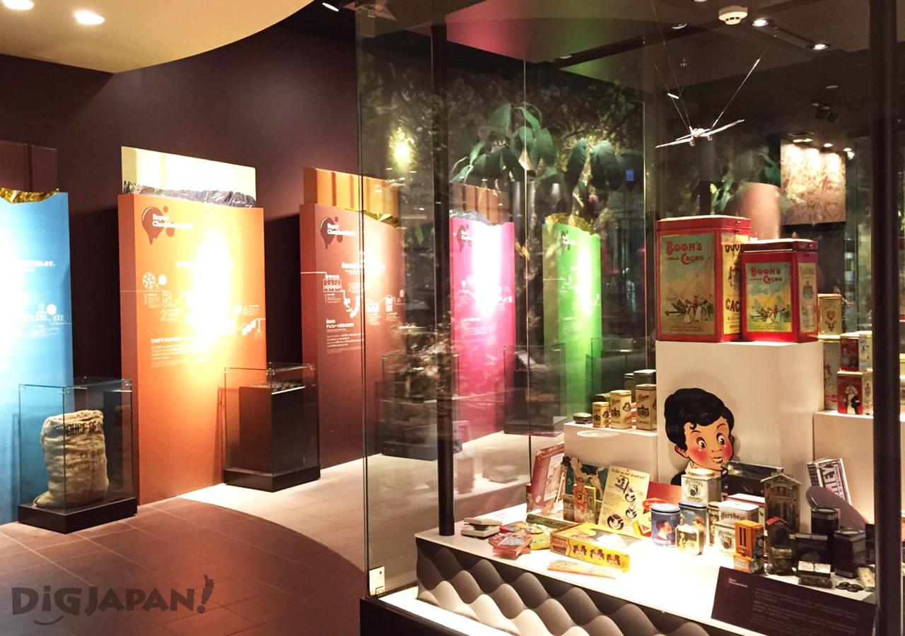 Royce' Chocolate World-巧克力博物館