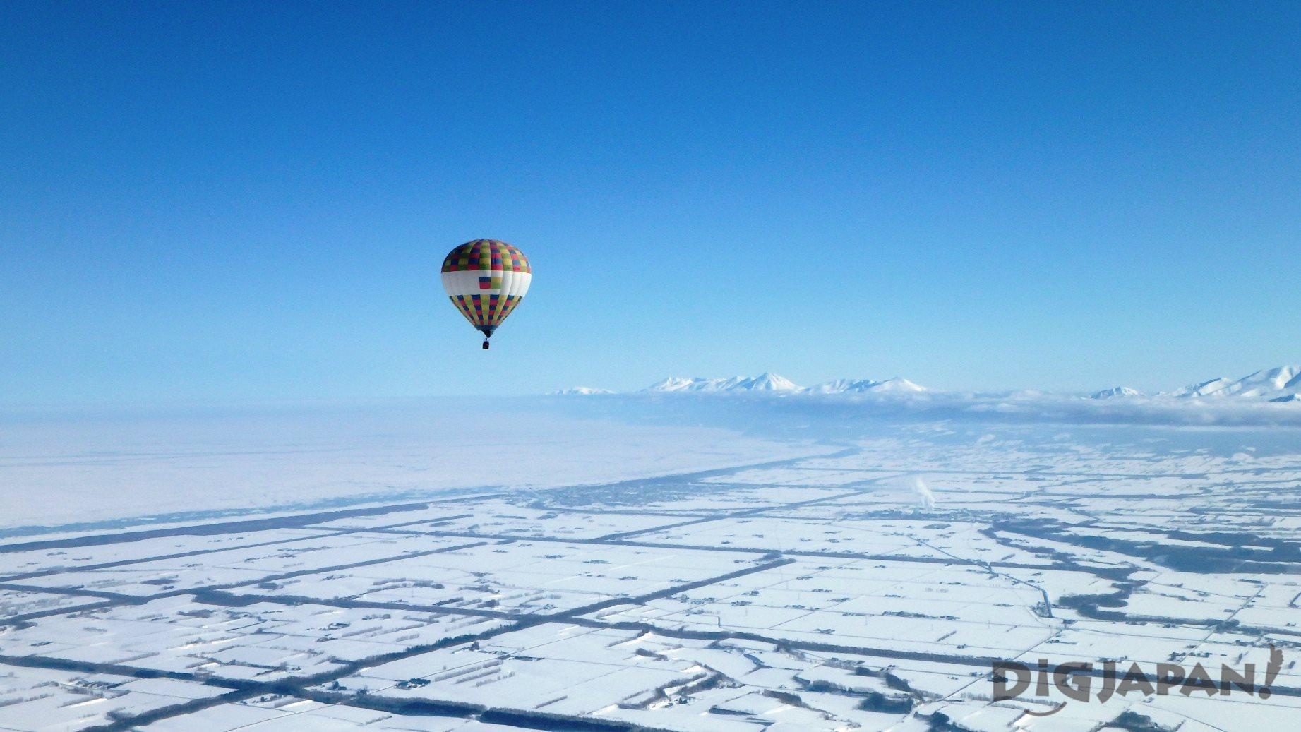 熱気球フリーフライトアドベンチャー