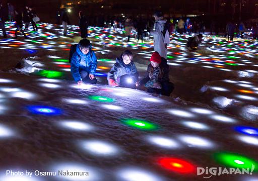 Seeds of Light Echigo Tsumari Winter Event
