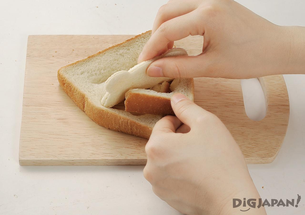 팬더 식빵 토스트 만들기 입체조립