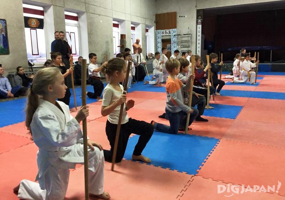 Samurai Sword Experience kids KILL BILL