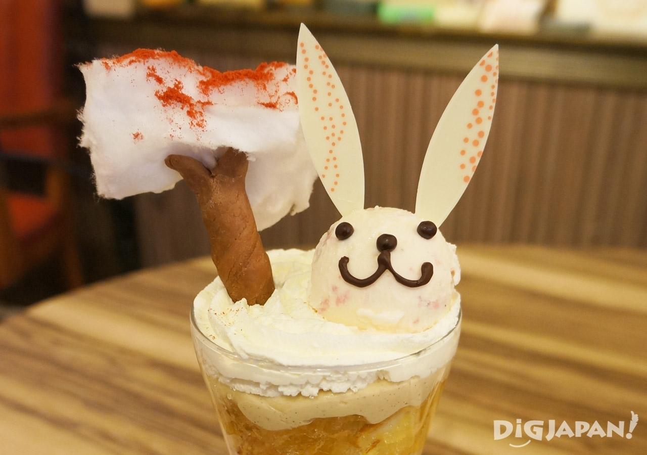 兔子聖代系列-櫻花聖代(季節限定)-2
