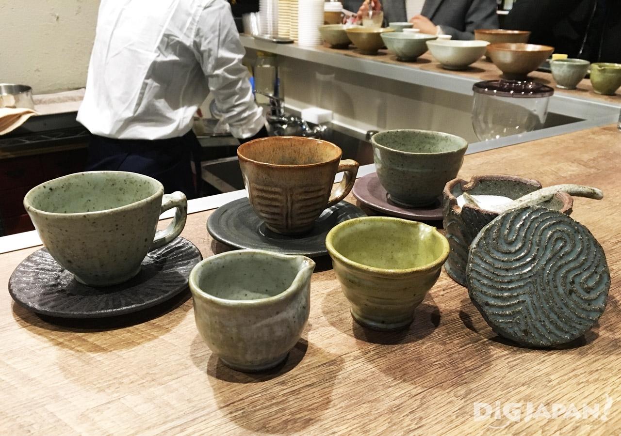 カフェファソン(Cafe Facon)-茶具
