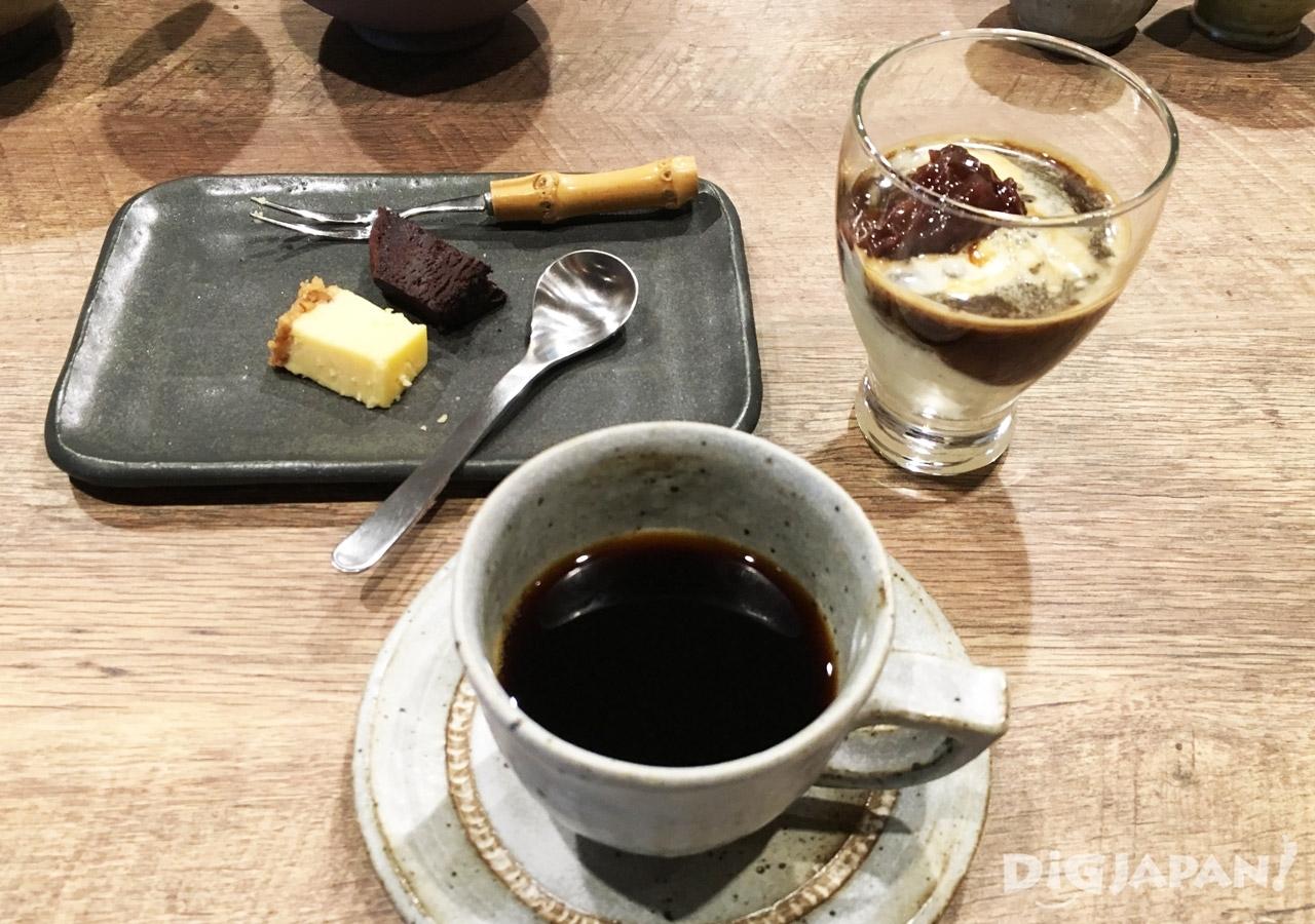 カフェファソン(Cafe Facon)-咖啡+甜點