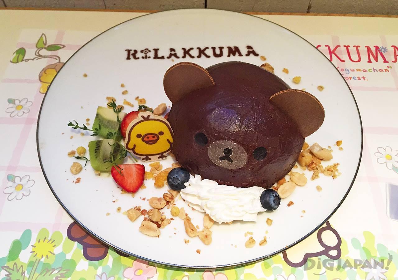 rilakkuma cafe10