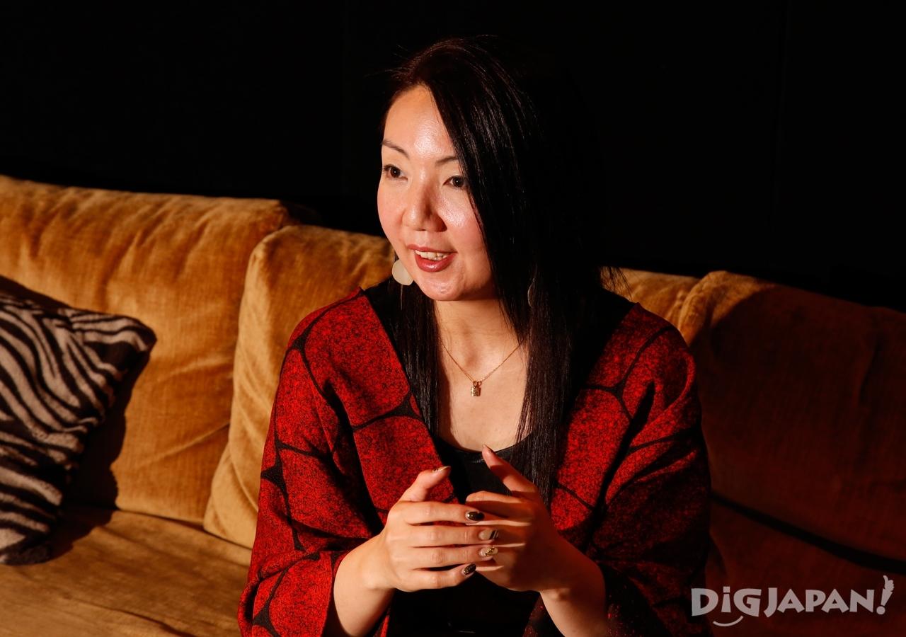MANAKA designer Yukiko Yamanaka 2