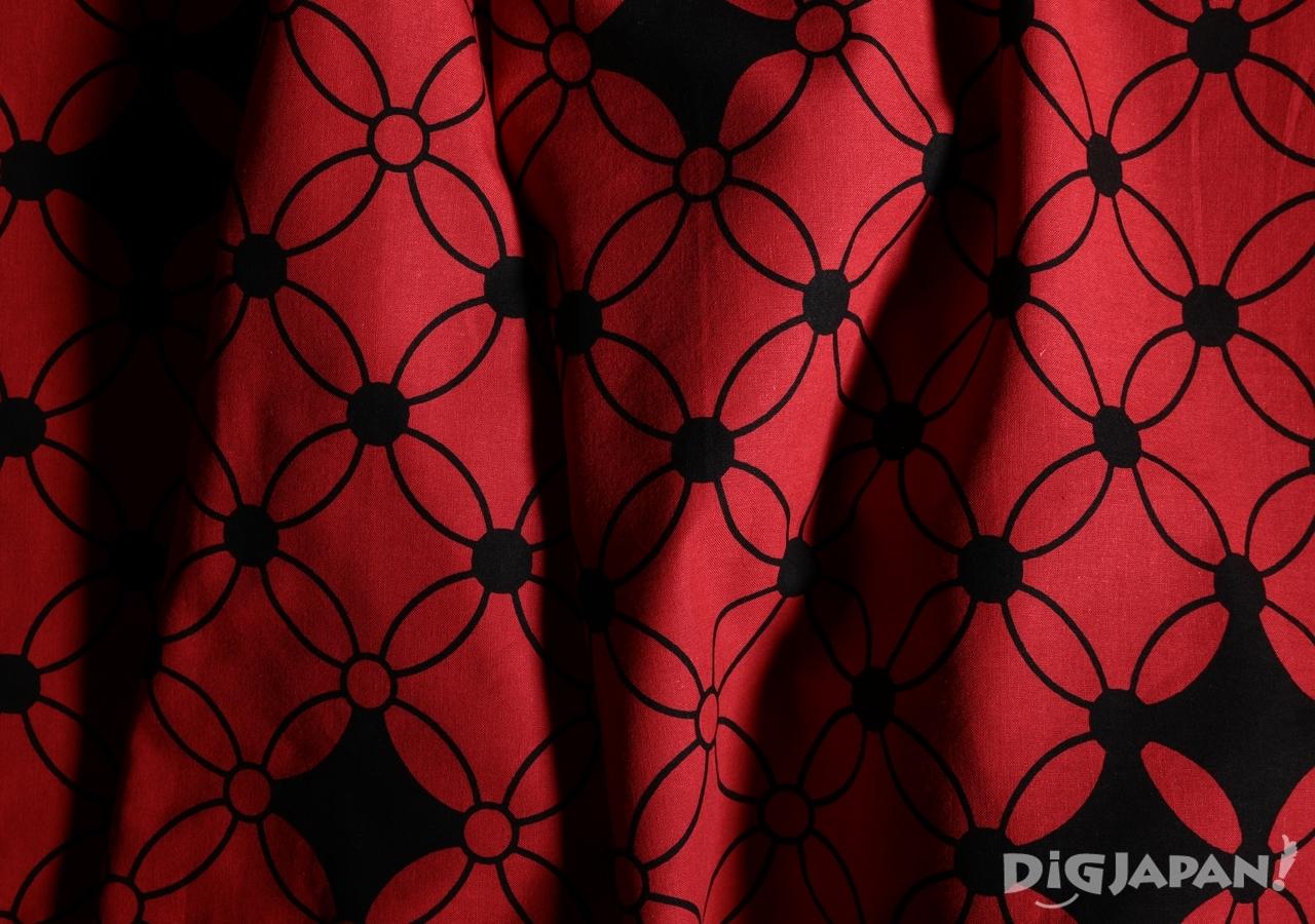 MANGA tenugui hand towel pattern