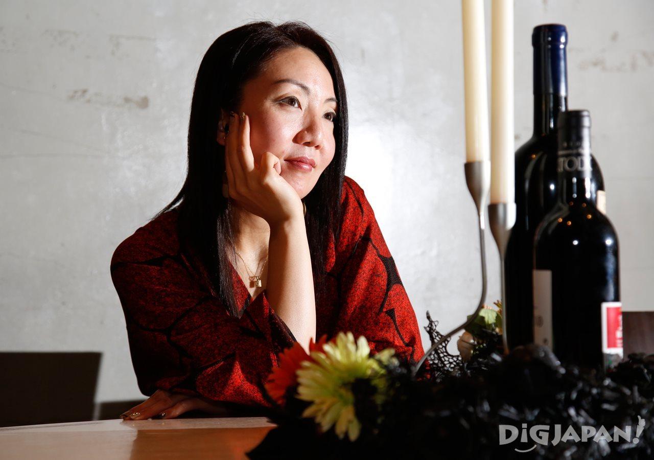 Yukiko Yamanaka designer of Manaka