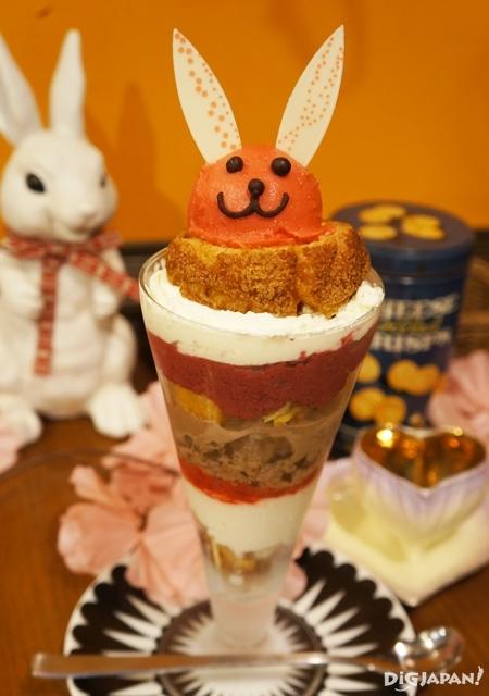 Nicolas house 兔子聖代