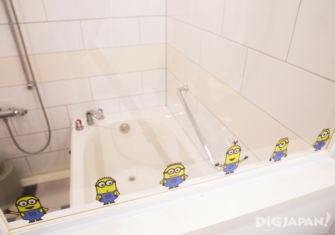 A Look Inside Japan's First Minions Room_11