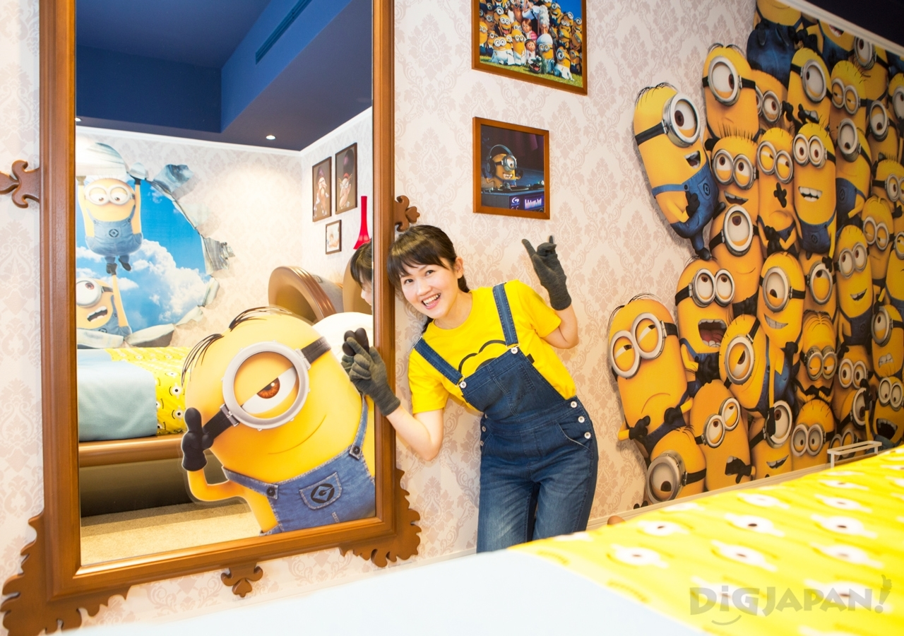 A Look Inside Japan's First Minions Room_15