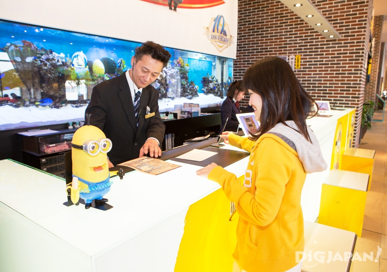 A Look Inside Japan's First Minions Room_2