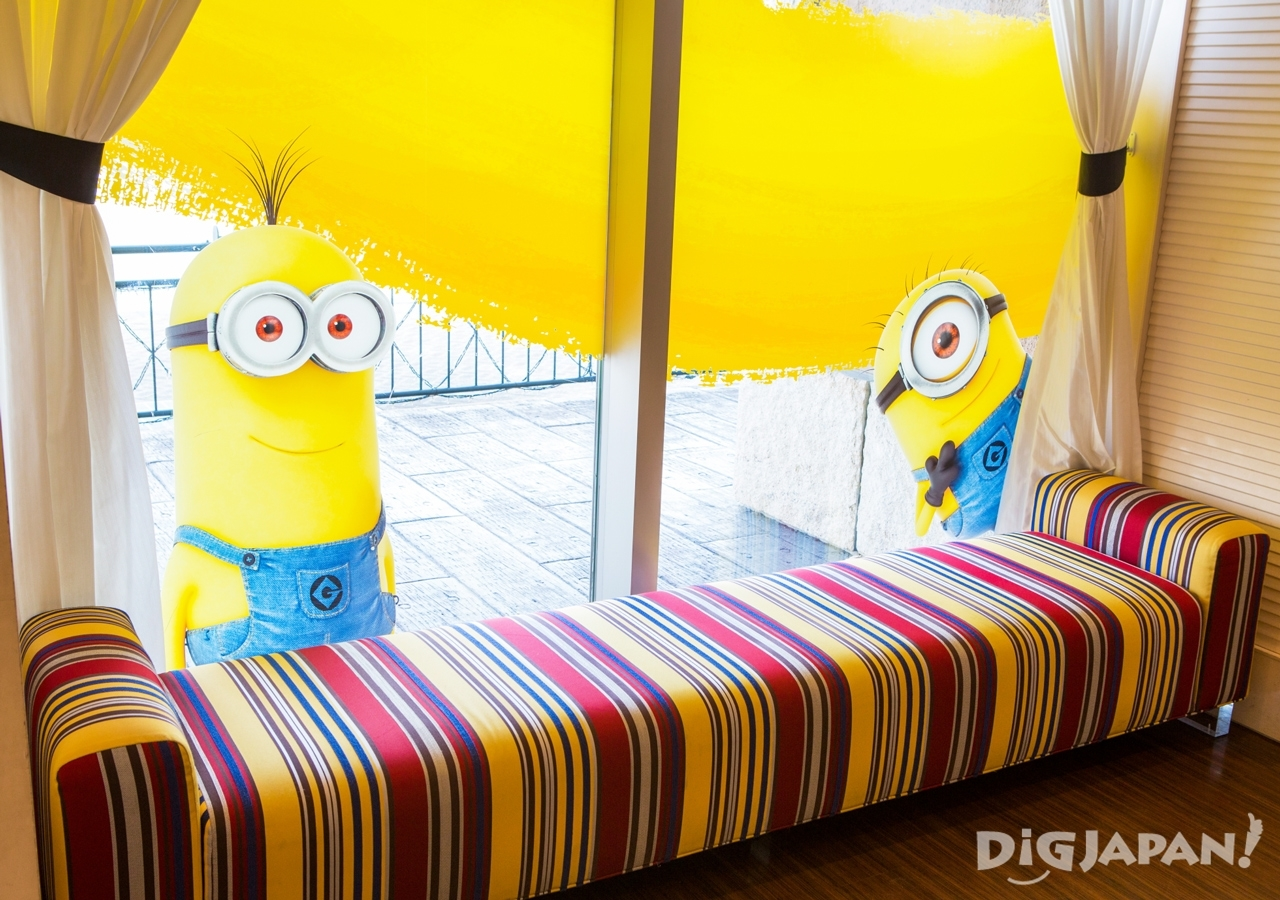 A Look Inside Japan's First Minions Room_20