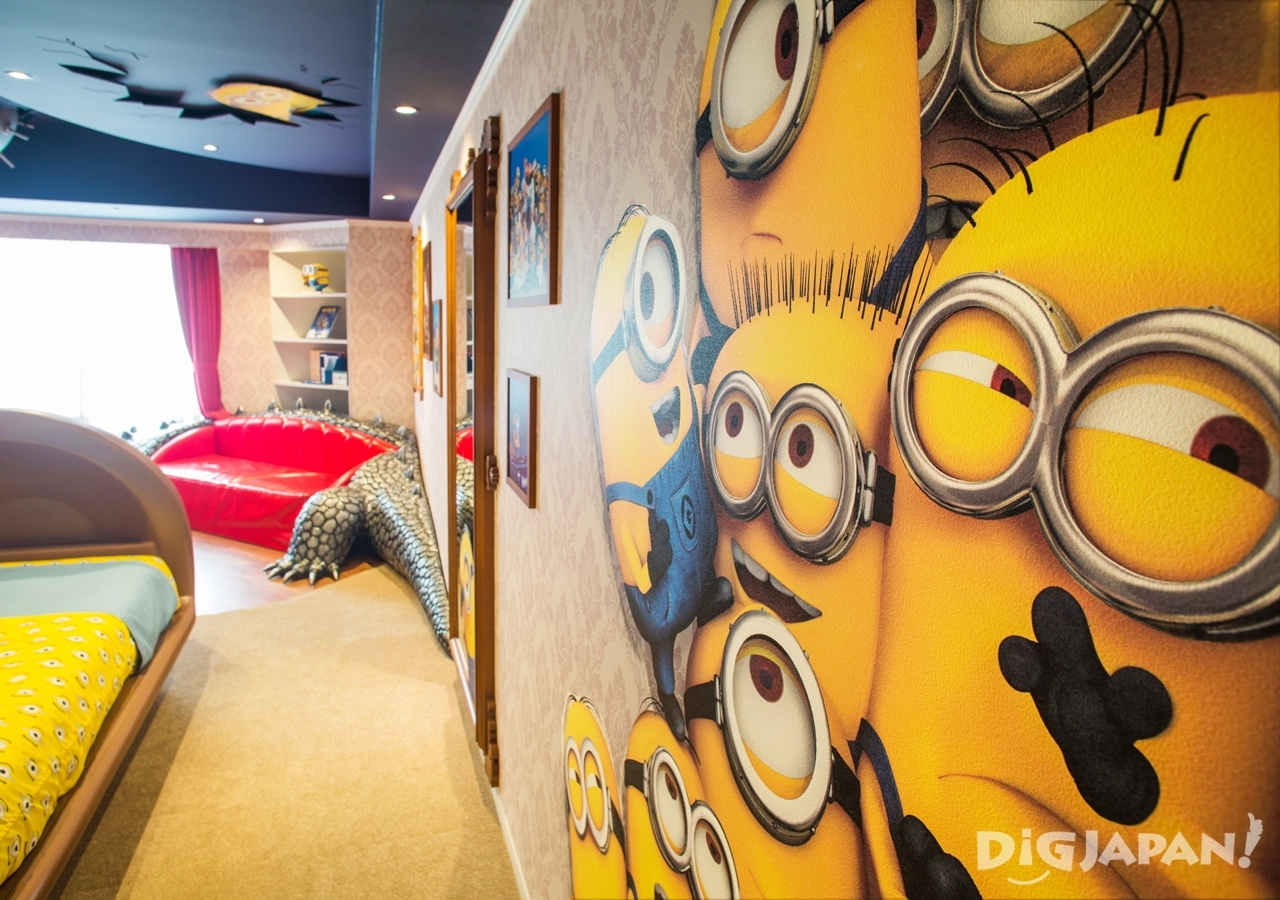 A Look Inside Japan's First Minions Room_5