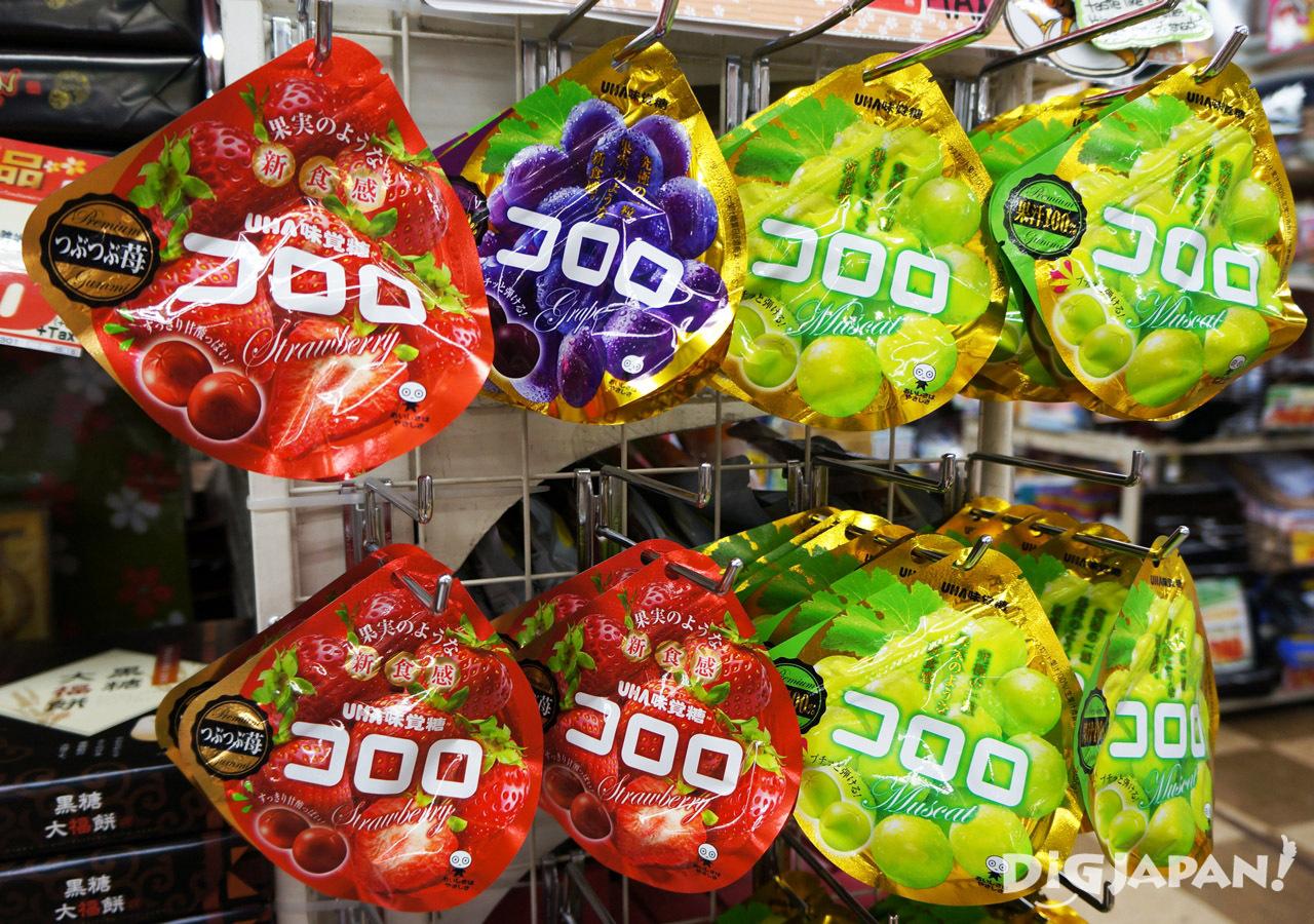 10 อันดับ ขนมญี่ปุ่นยอดฮิต ในดองกิโฮเต้!1