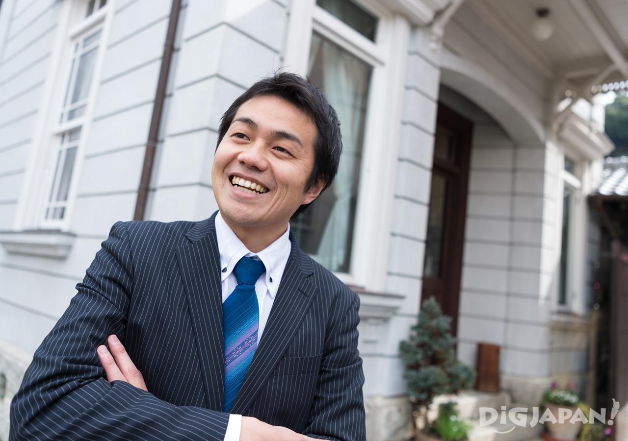 東京から佐賀へUターンして有田まちづくり公社を立ち上げた藤山氏