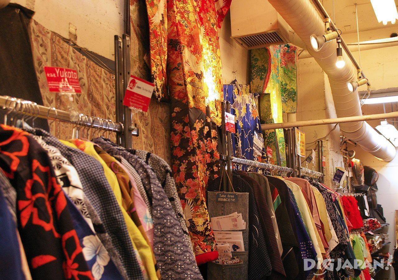 CHICAGO HARAJUKU used vintage kimono