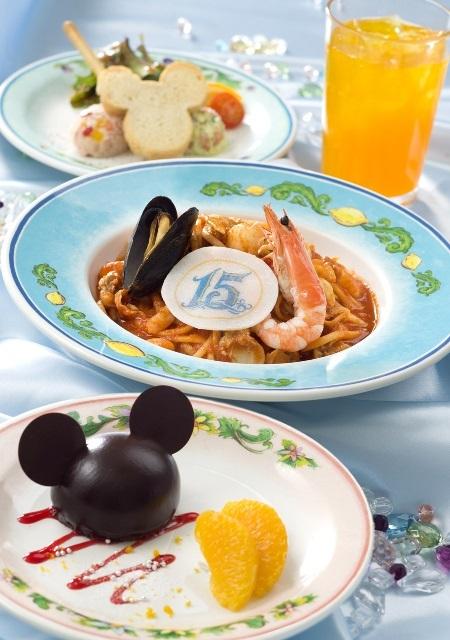 東京迪士尼海洋15週年慶_16