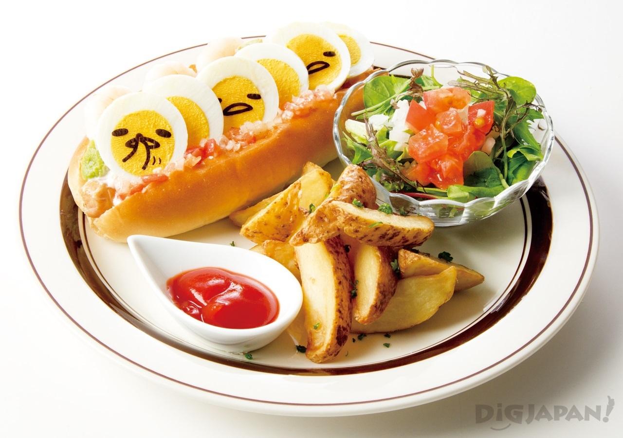 구데타마 카페 오사카 우메다8