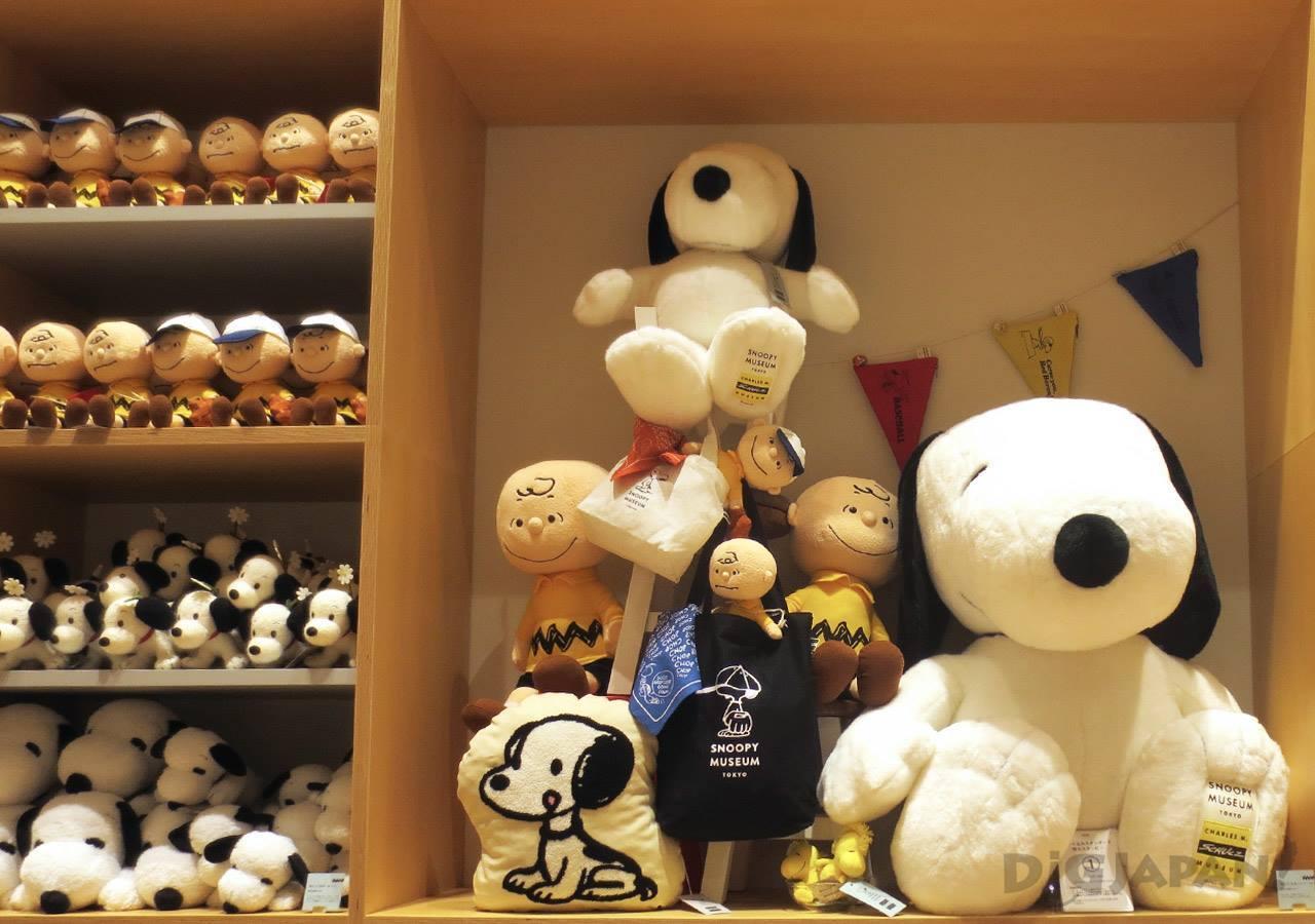 แฟนพันธุ์แท้ห้ามพลาด Snoopy Museum Tokyo!12