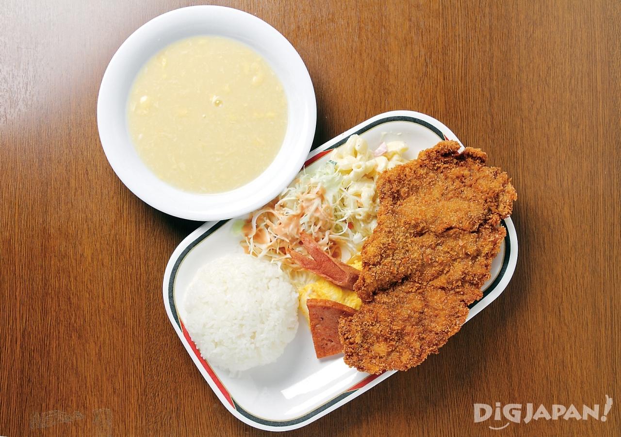 오키나와 현지 음식 로컬푸드 C런치