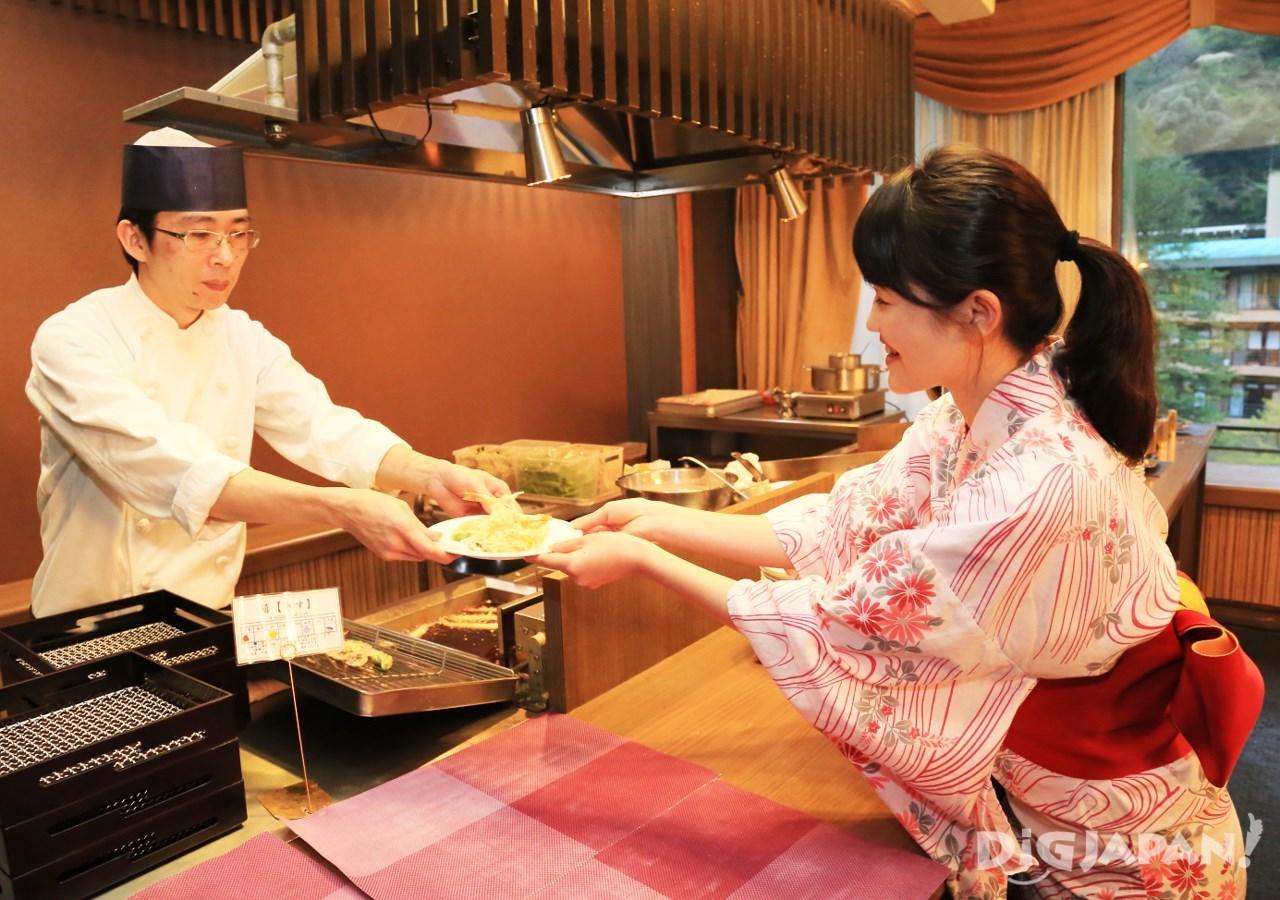 冈田酒店-自助餐-3