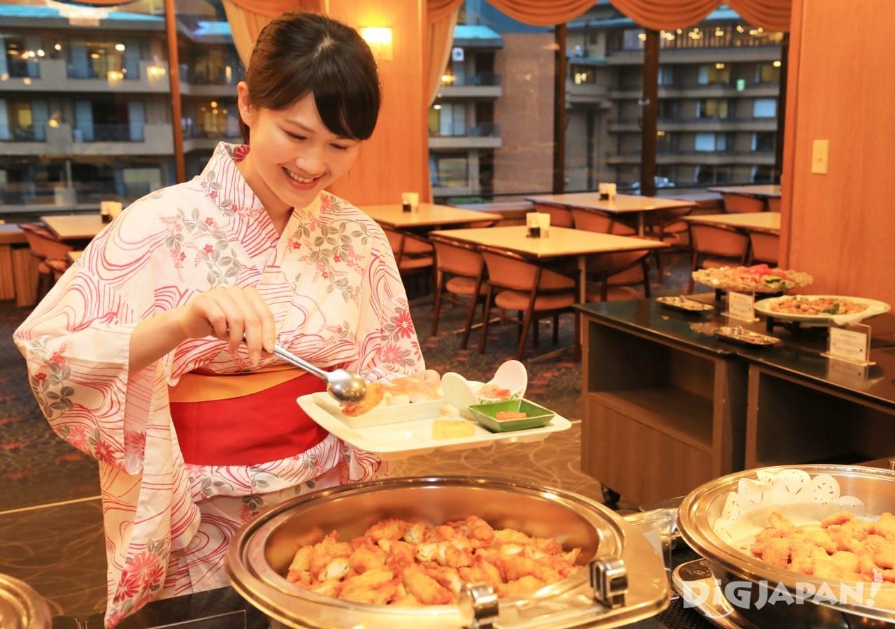 岡田飯店-自助餐-4