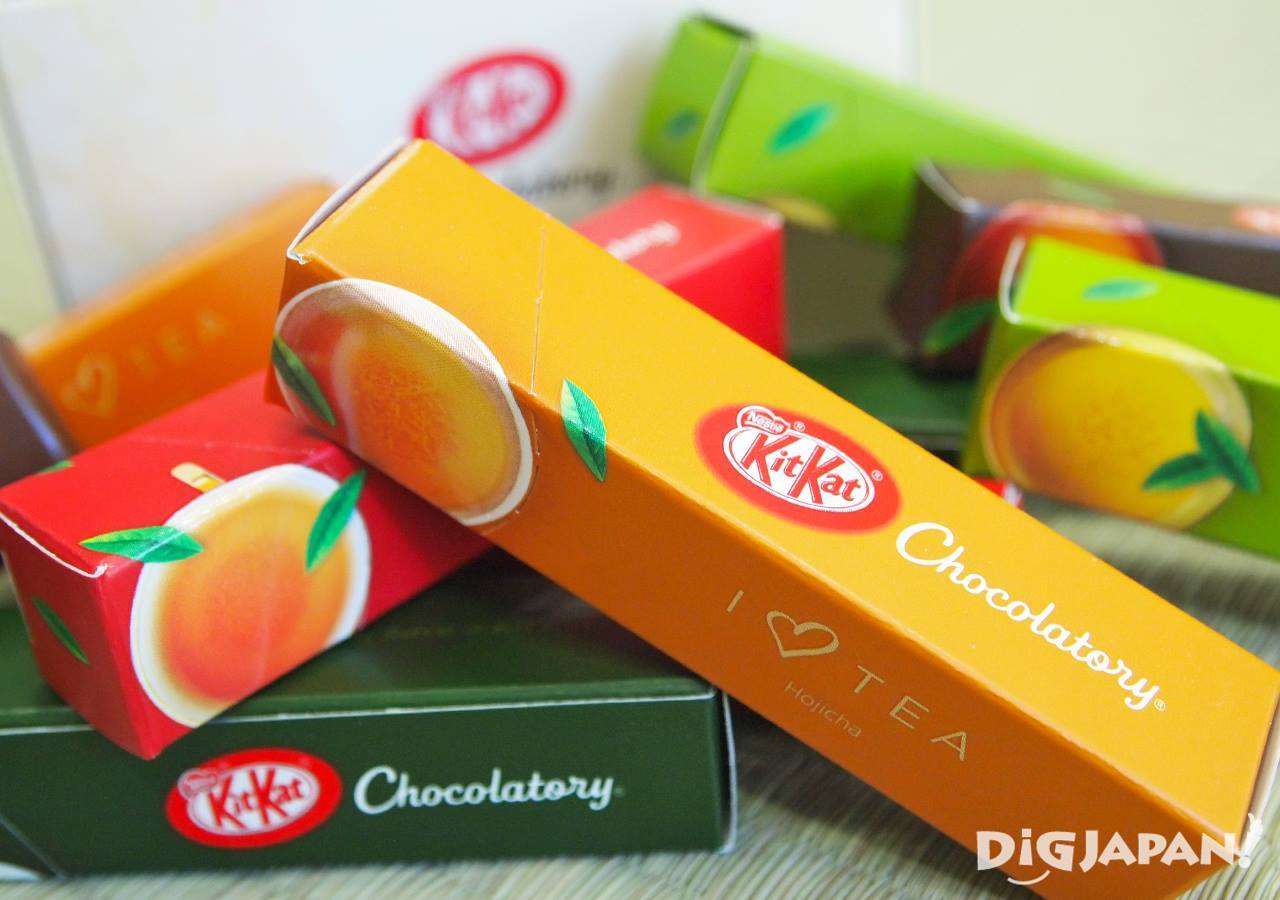 KIT KAT Chocolatory I Love TEA_2