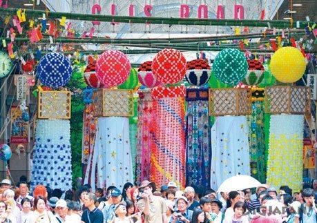 센다이 타나바타 칠석 축제 2