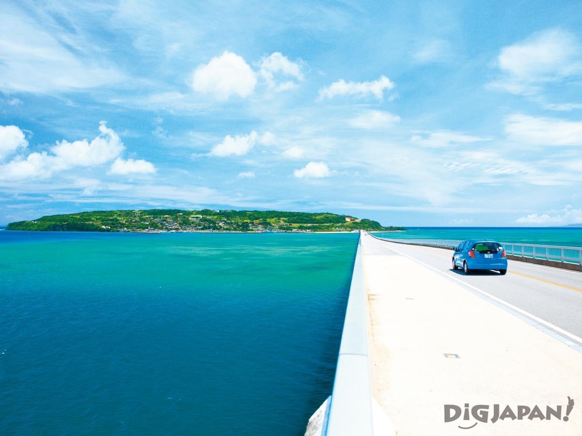 오키나와 바다 드라이브 1