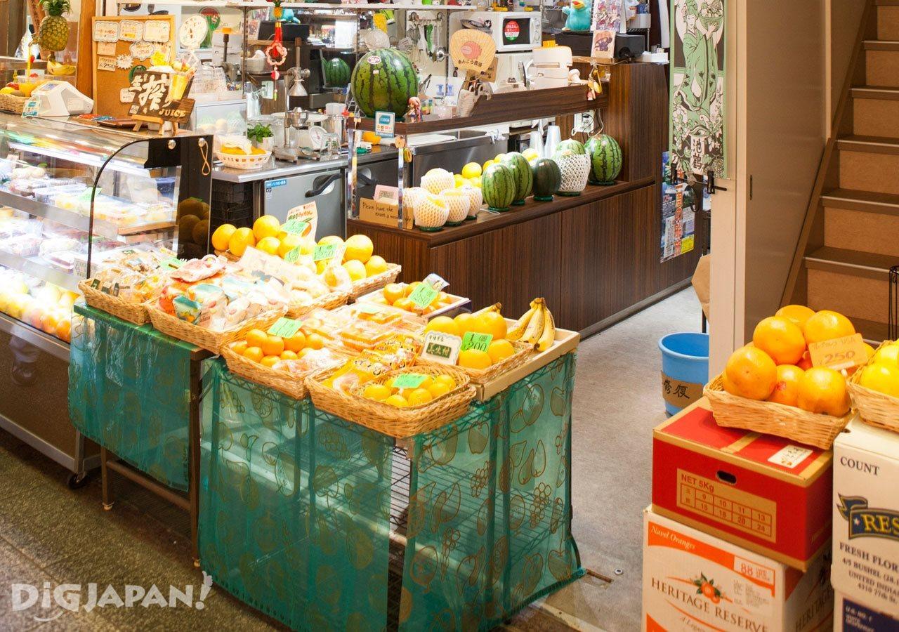 锦市场水果店