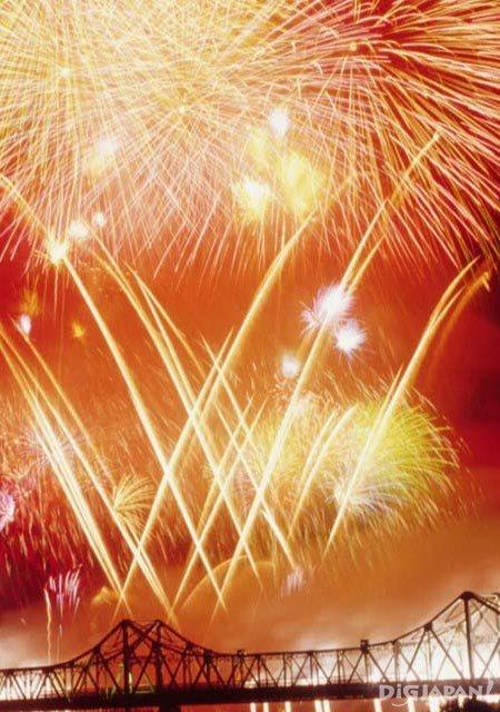 Nagaoka Festival Fireworks