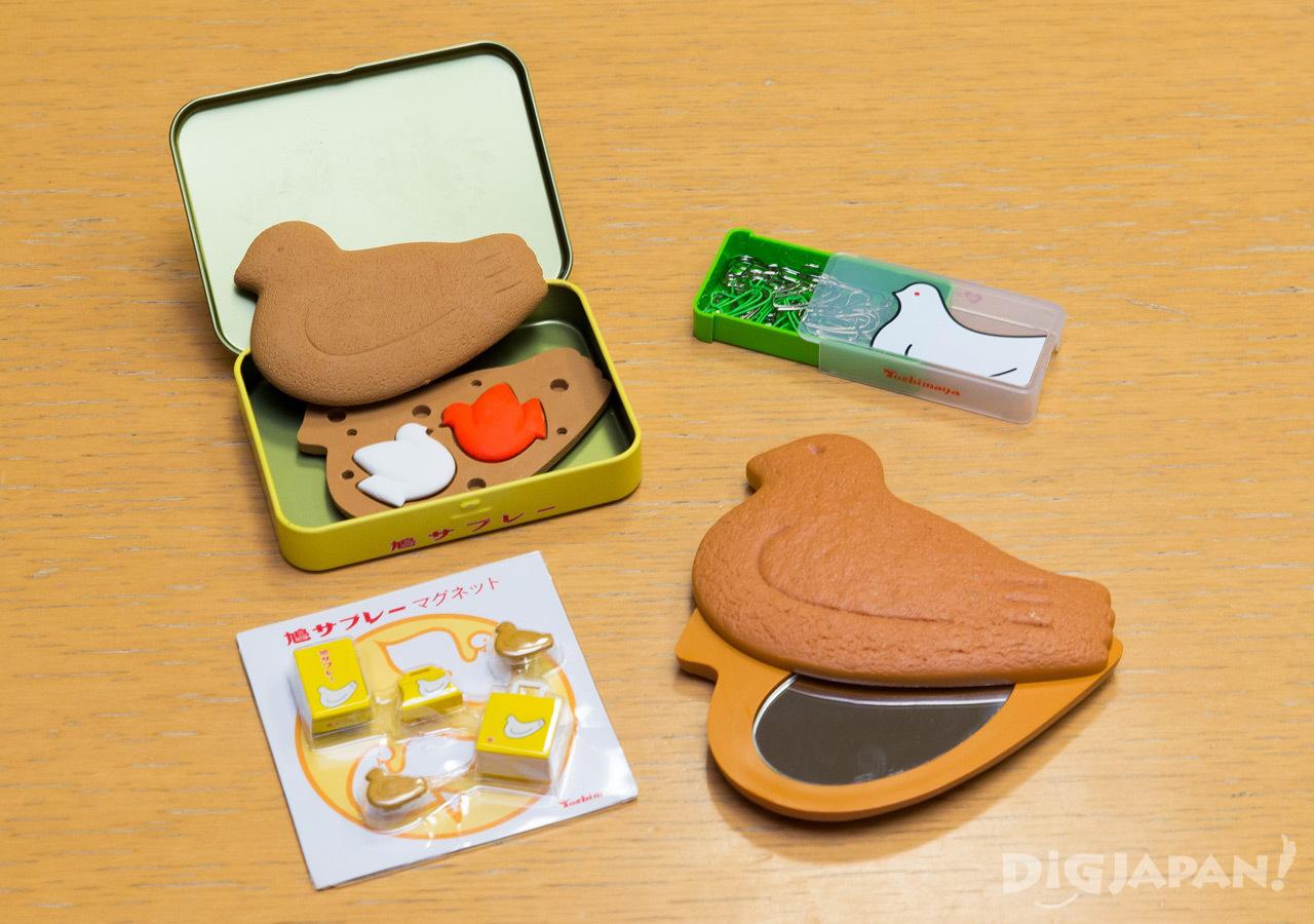 鐮倉鳩サブレー-鴿子餅乾-3