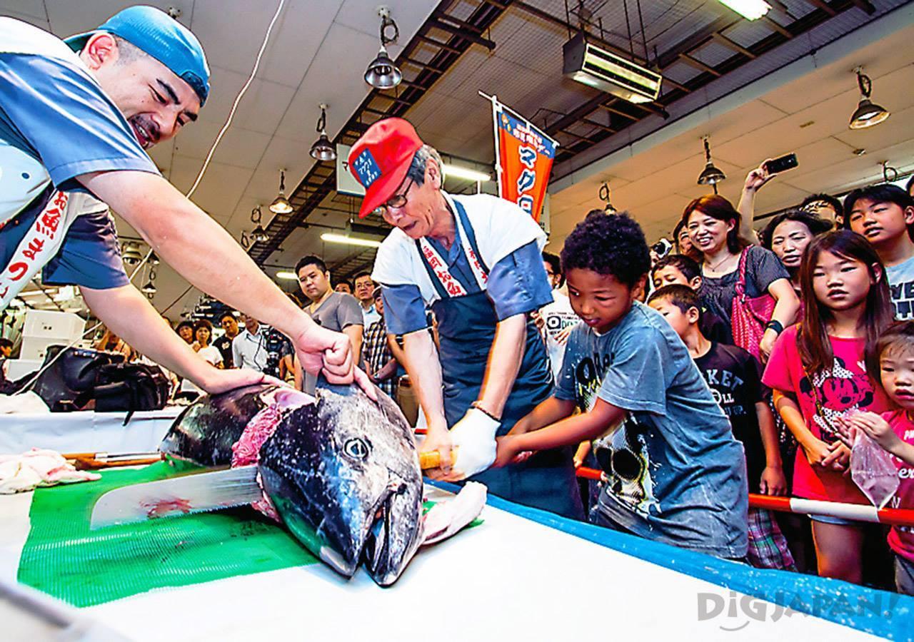 마지막 추천 음식은 후쿠오카의 신선한 해산물