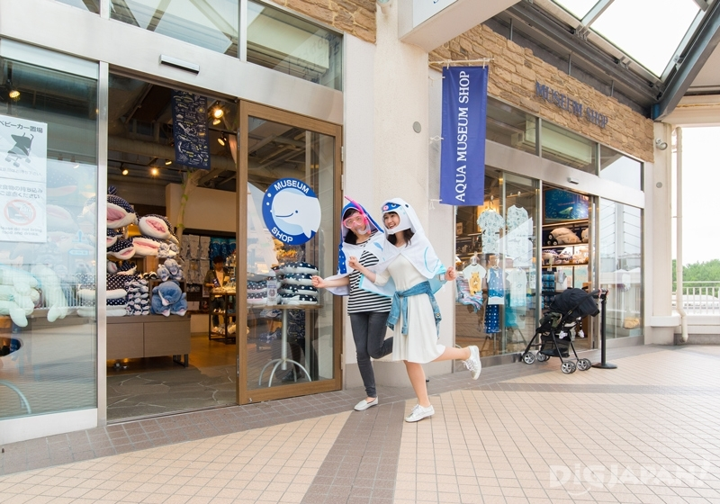 橫濱八景島海島樂園商店