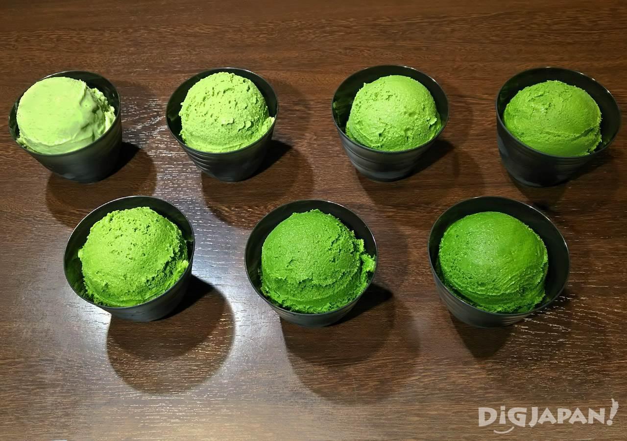 寿寿喜园×Nanaya_各等级冰淇淋