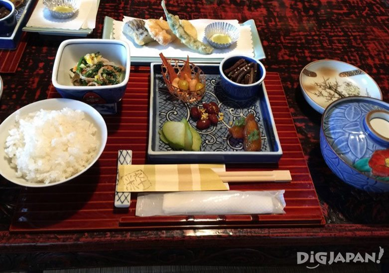 Traditional Lunch Experience in Takayama 3