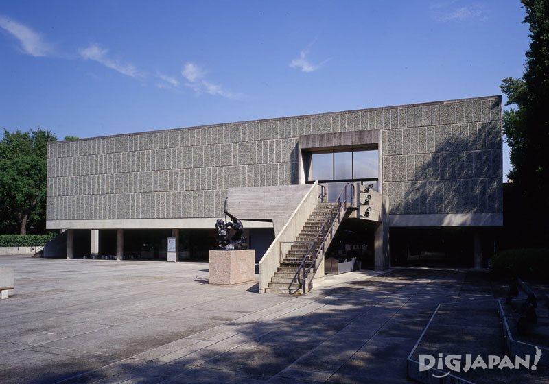 国立西洋美術館_外観