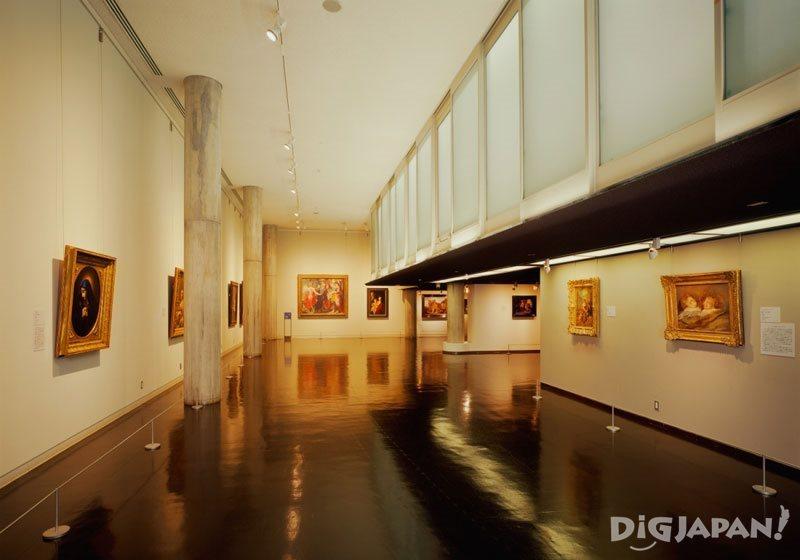 国立西洋美術館_本館展示室画