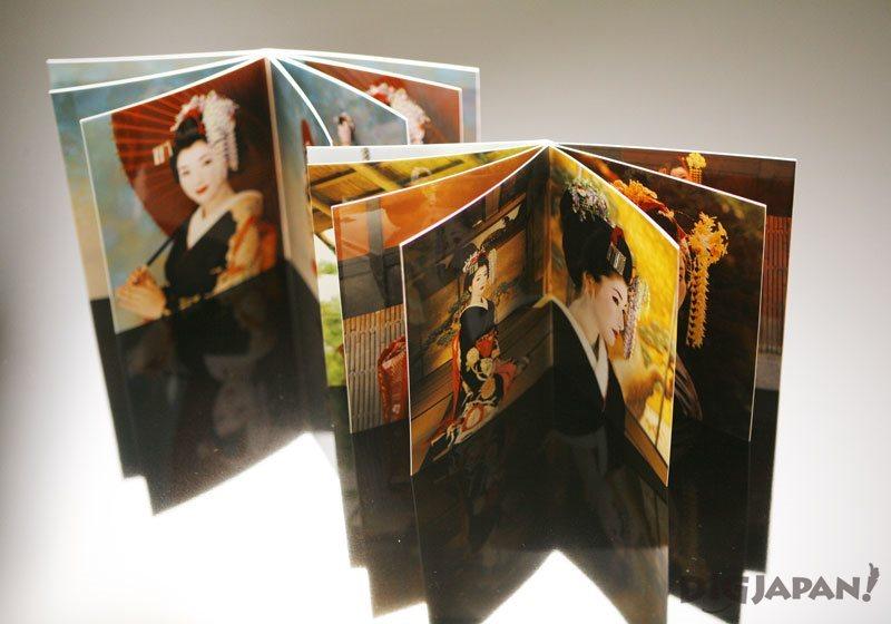 Maiko Henshin Experience Studio Shiki photo album