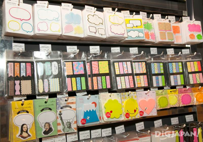 Sticky Note Selection at LOFT