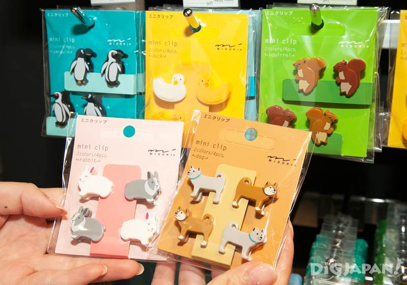 Animal Mini Clips at LOFT