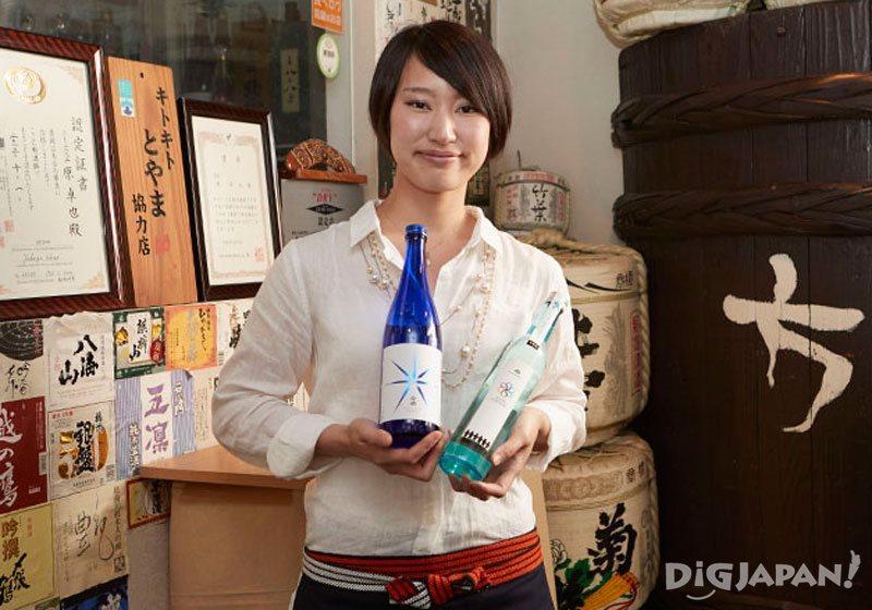 利き酒師の佐藤真貴子さん