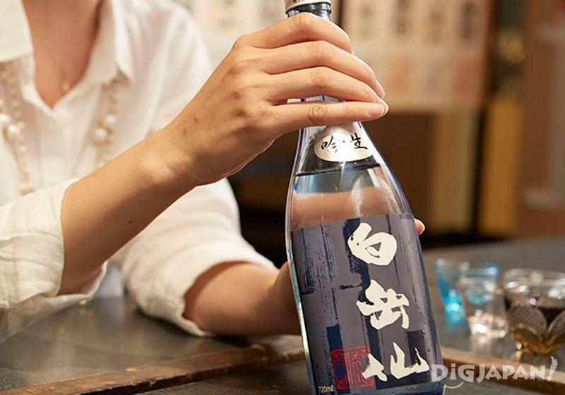 安本酒造 白岳仙